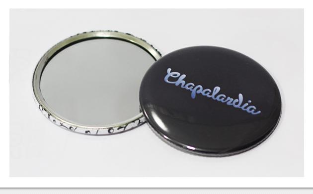 Chapas Espejos Personalizados Chapalandia